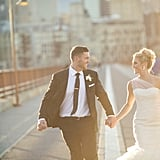 Glam City Wedding