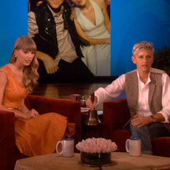 Taylor Swift Talks Ex-Boyfriends on Ellen (Video)