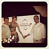 The Myer Spring/Summer 2012 collection launch after party. Source: Instagram user jenhawkins_