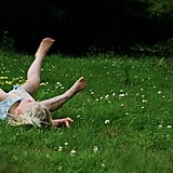 Have a Roll in the Grass