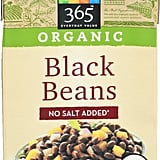 Organic Black Beans No Salt Added
