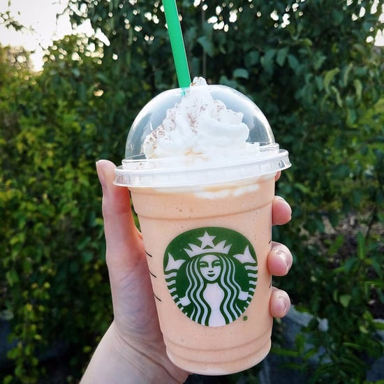 How to Order Starbucks Pumpkin Cheesecake Frappuccino