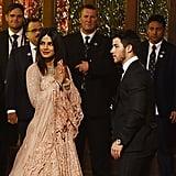 Priyanka Chopra's Outfit at Isha Ambani's Wedding