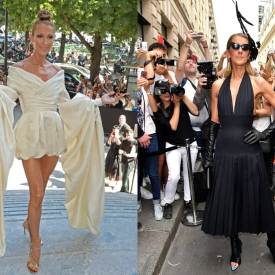 Celine Dion Best Fashion Looks