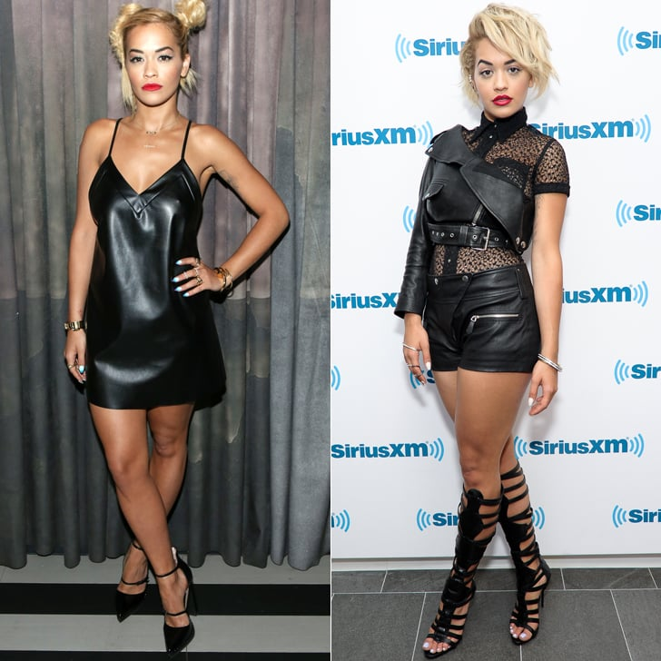 What's All the Fuss About? Rita Ora's Always Dressed Sexy