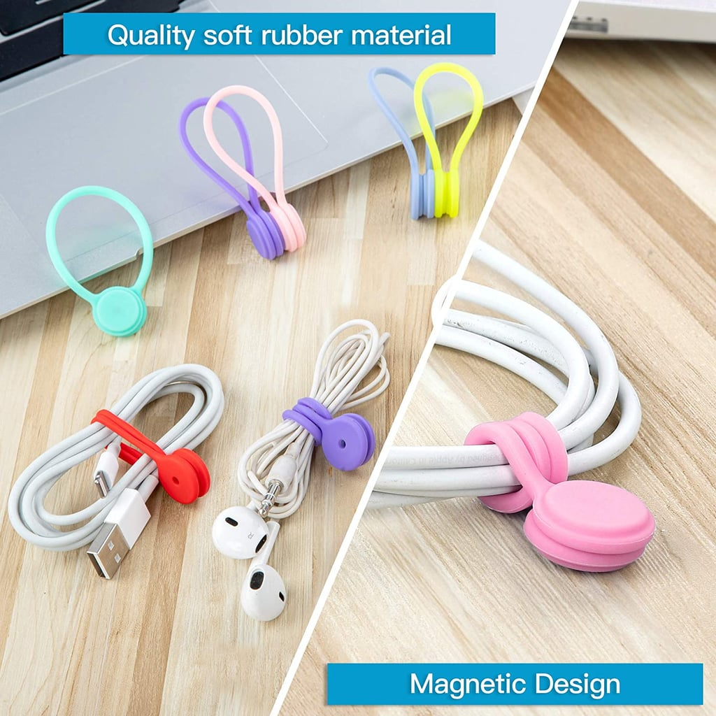Cord Organizers: Joseche Reusable Magnetic Cable Ties