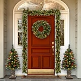 National Tree 24 Inch Crestwood Spruce Wreath