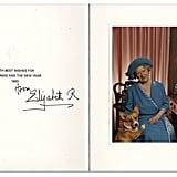 بطاقة من الملكة الأم، 1993