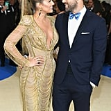Blake Lively and Ryan Reynolds — 2017