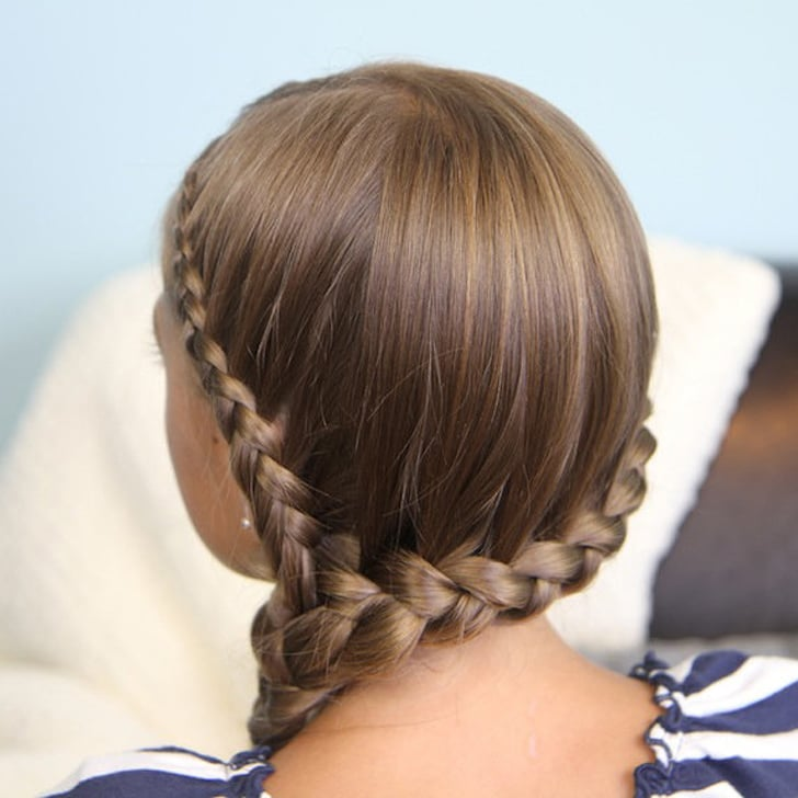 Easy Hair Styles For Kids Easy School Hairstyles  Popsugar Moms