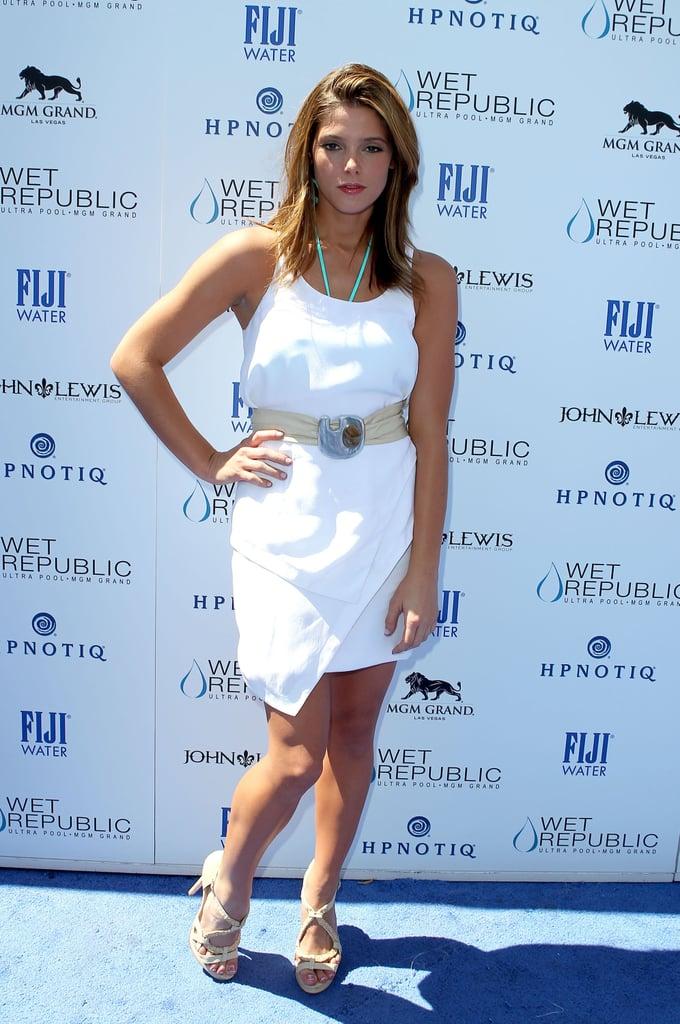 Pictures of Ashley Greene in a Bikini