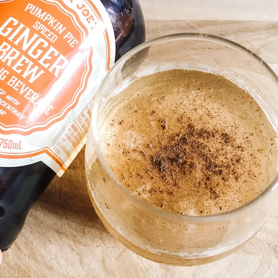 Trader Joe's Pumpkin Pie Spiced Mule Cocktail Recipe