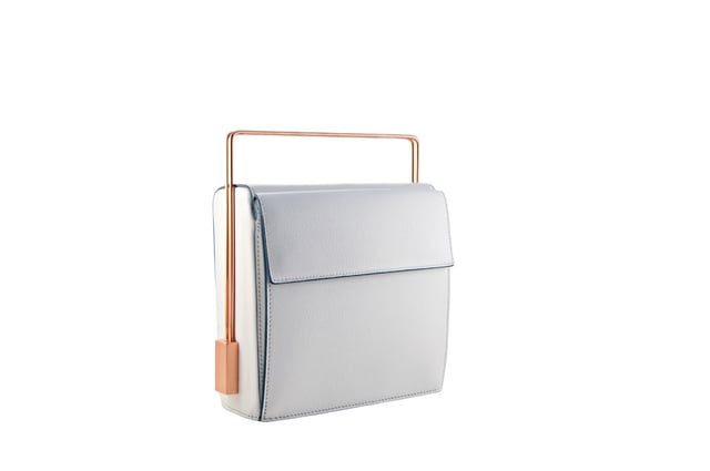 Lautem Temptation White Shoulder Bag ($852)