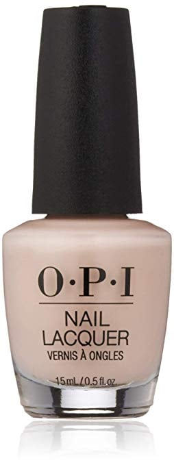 OPI Nail Lacquer in Mimosas for Mr. & Mrs.