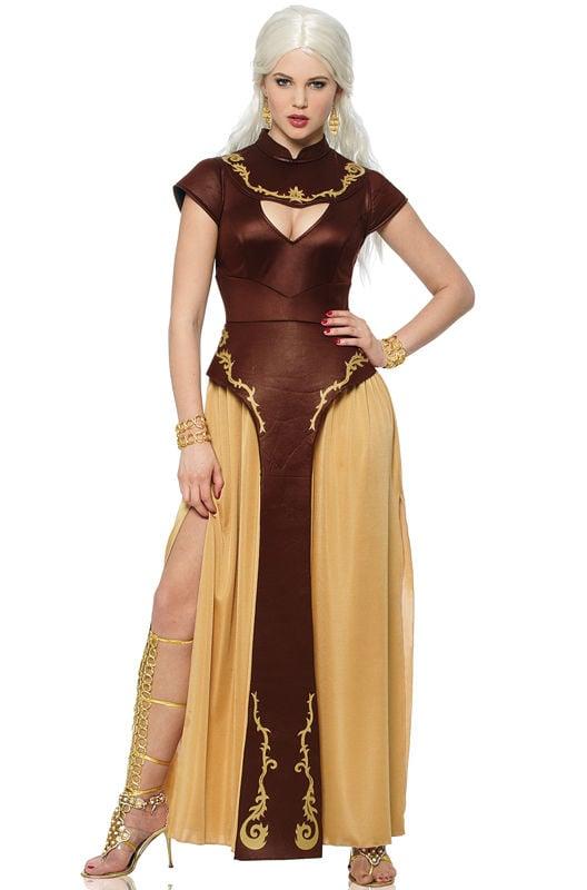 Daenerys Targaryen Mother of Dragons Costume ($46)