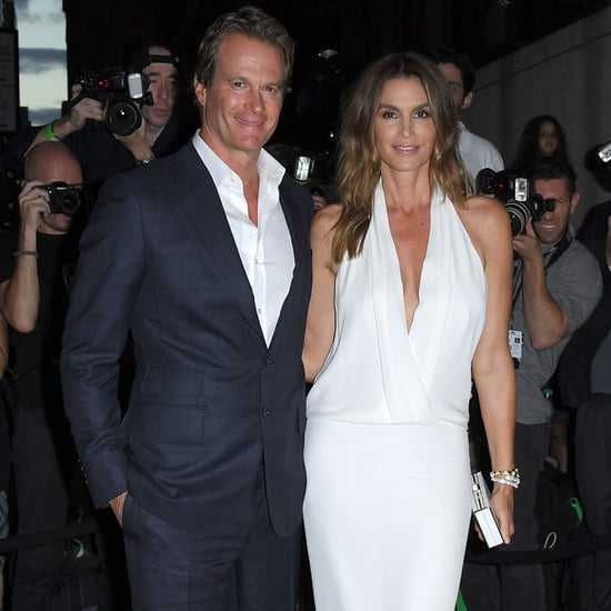 Cindy Crawford at New York Fashion Week September 2016
