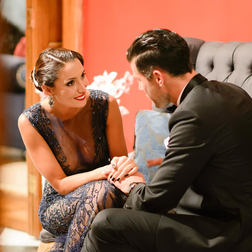 Snezana's Best Bachelor Looks
