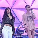 Camila Cabello and Machine Gun Kelly