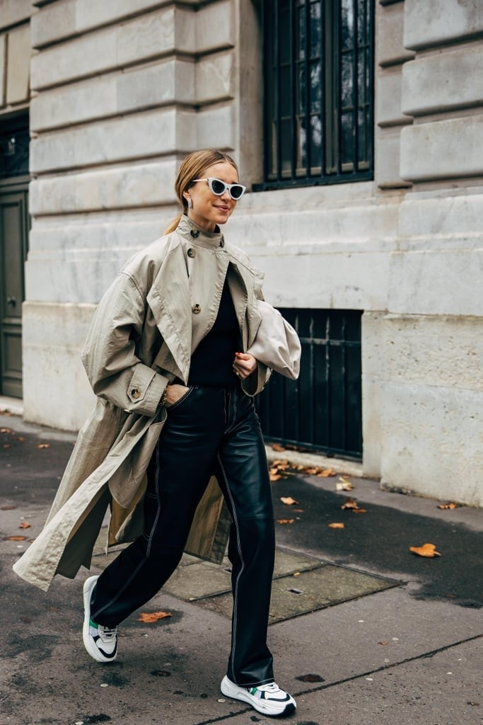 1373a5f636bf Paris Fashion Week Street Style Fall 2019 | POPSUGAR Fashion Australia