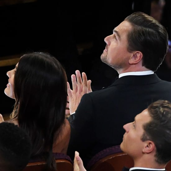 Leonardo DiCaprio and Camila Morrone the Oscars 2020