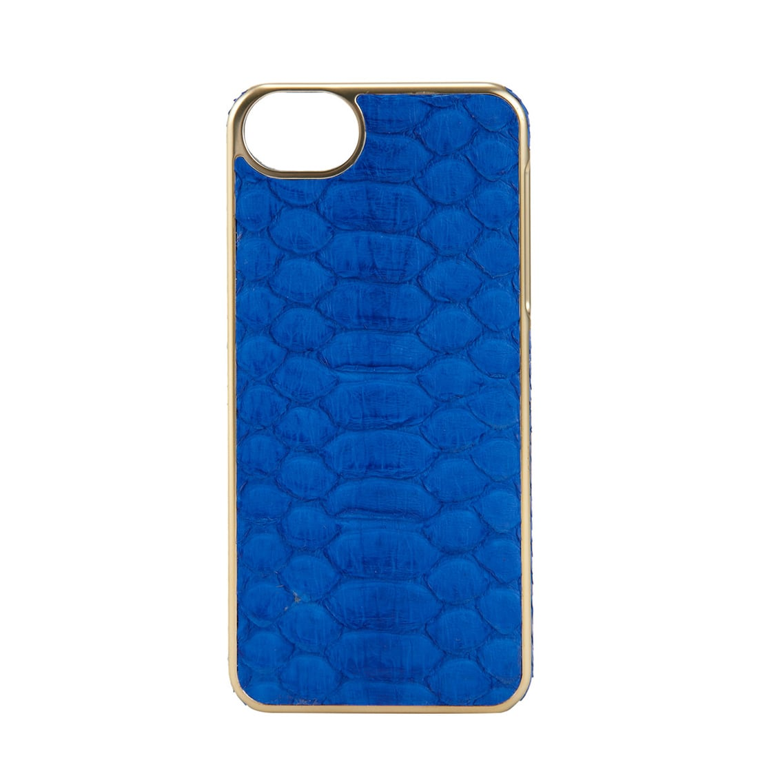 If exotics are more to your liking, we fell in love with this royal blue python case ($165) by Adopted the moment we saw it.