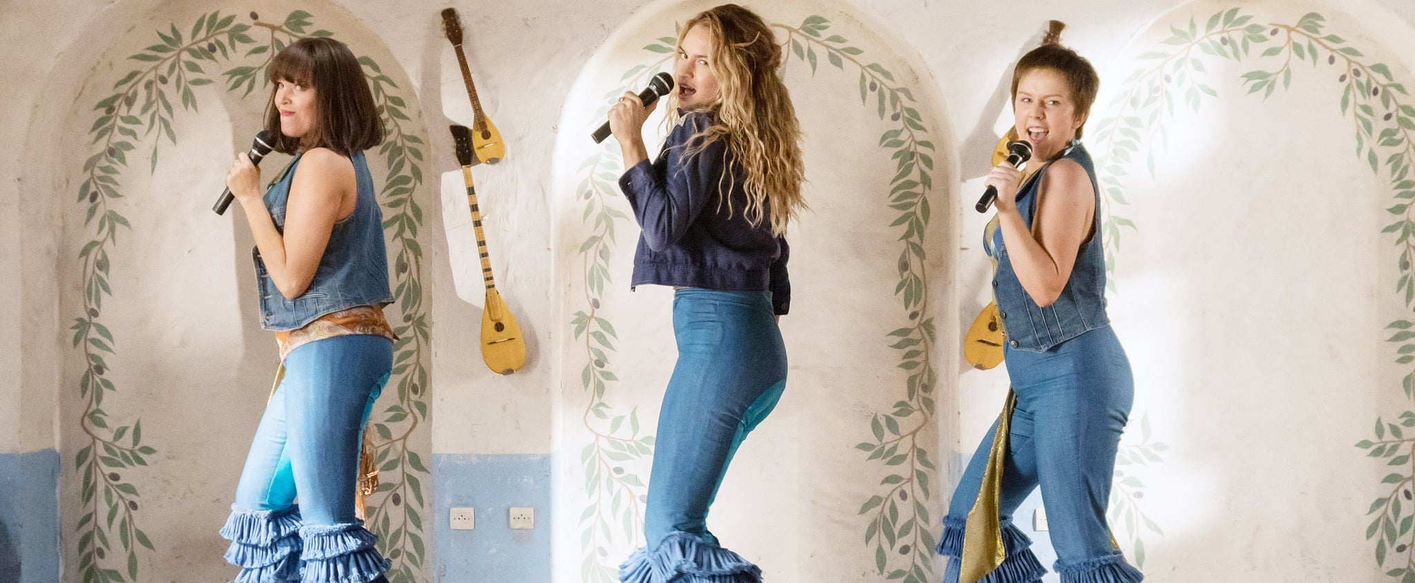 Is Lily James Really Singing in Mamma Mia! Here We Go Again?