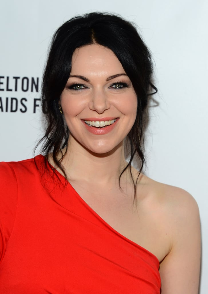 Laura Prepon at Elton John Party