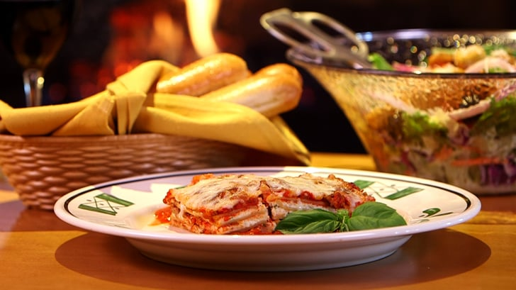Olive Garden 39 S Lasagna Classico 60 Popular Restaurant