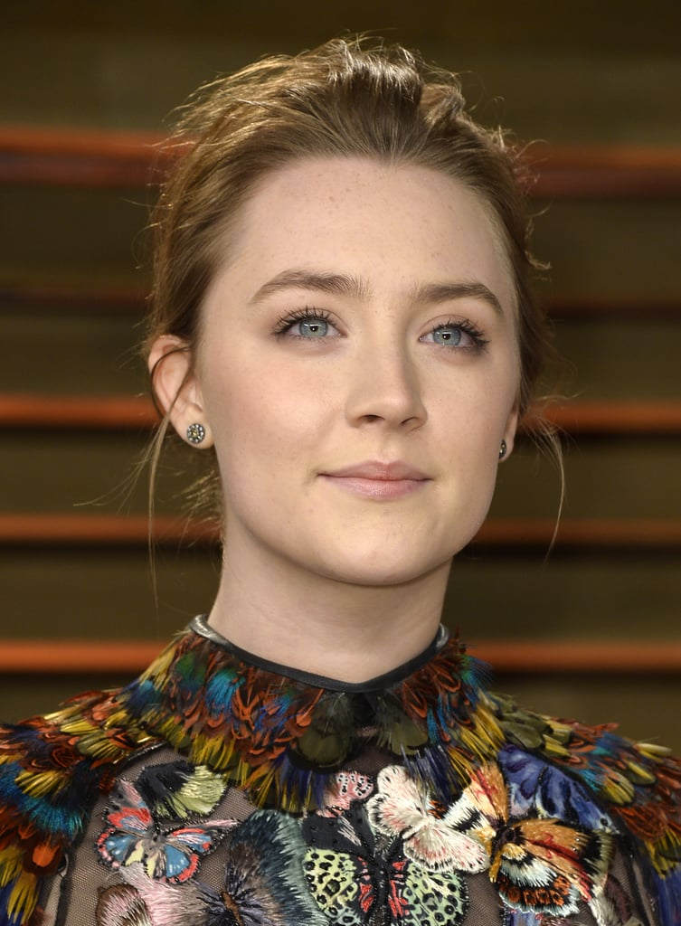 Saoirse Ronan at Vanity Fair Party