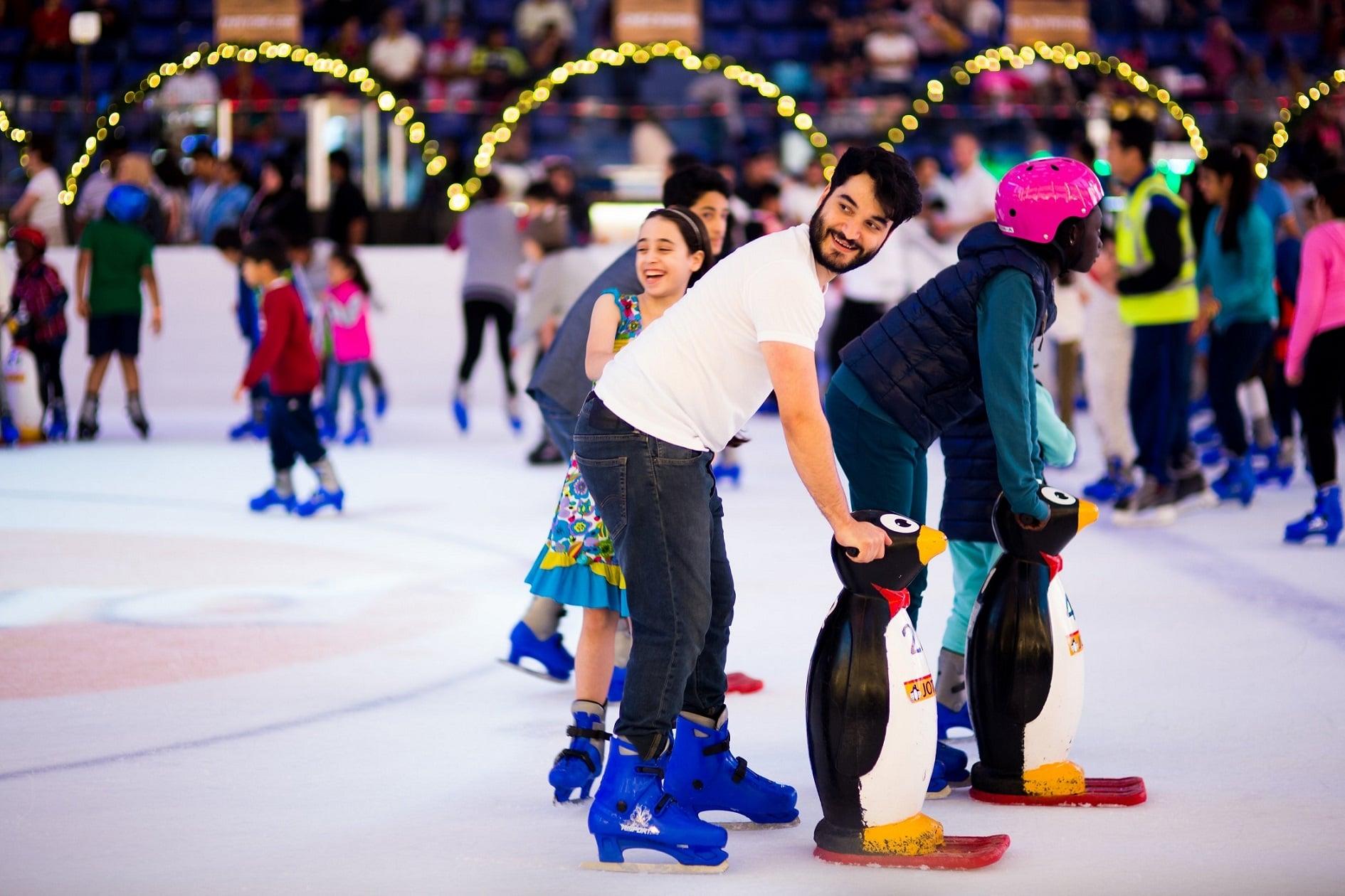 Where can I learn Figure Skating in Dubai? | Yahoo Answers