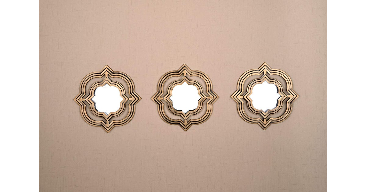 All American Collection New 3 Piece Decorative Mirror Set ...