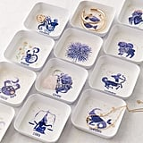 Zodiac Square Catch-All Dish