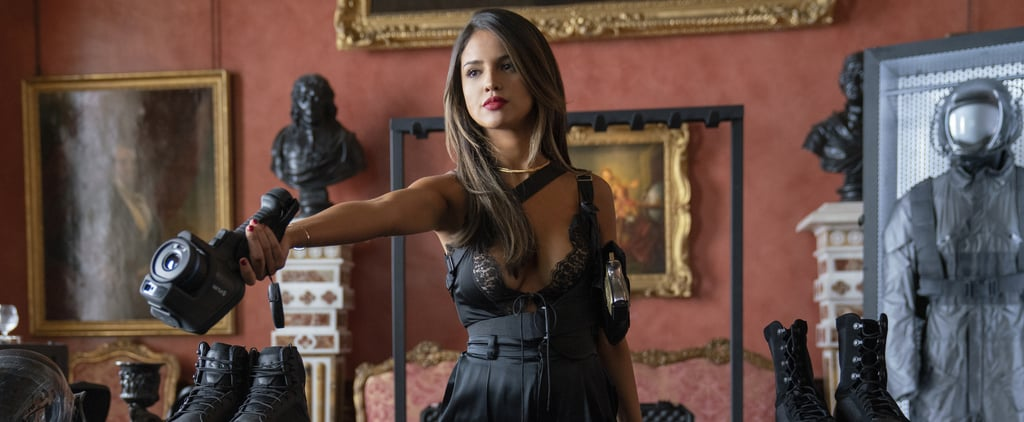 Hobbs & Shaw Cast: Eiza Gonzalez as Madam M