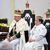 Tonga: King Tupou VI