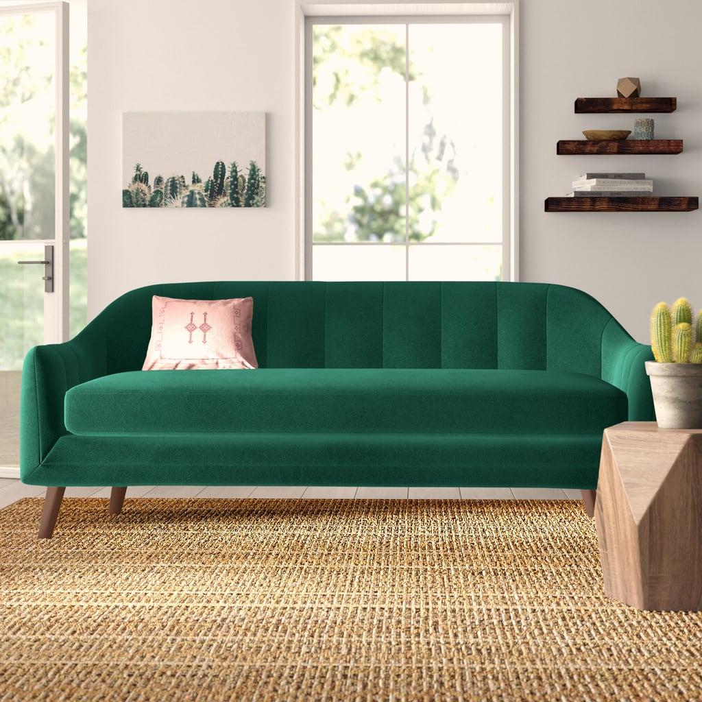Mistana Boevange-Sur-Attert Recessed Arm Sofa