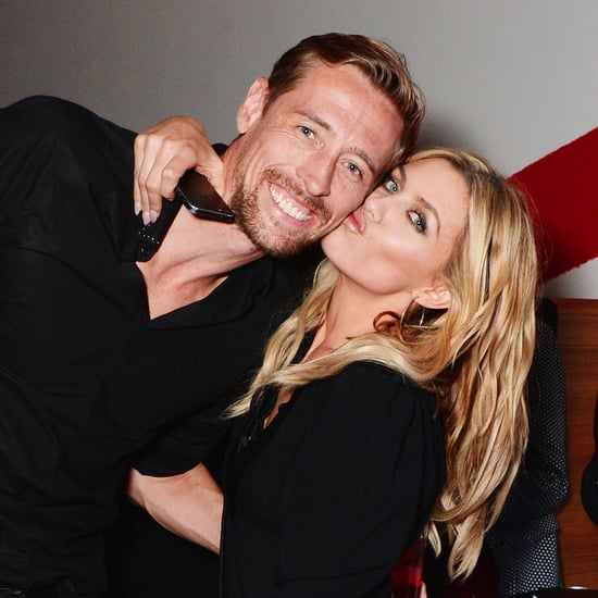 Abbey Clancy and Peter Crouch Pictures Together