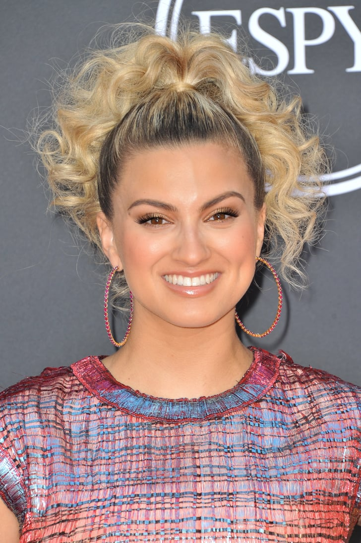 Tori Kelly S Ponytail At The 2019 Espys Ponytails At The