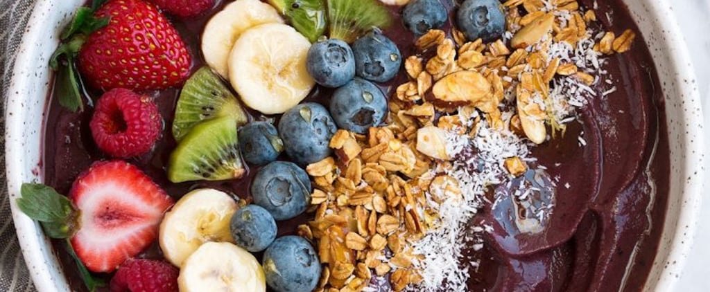 Easy Açai Bowl Recipes With 5 or Fewer Ingredients