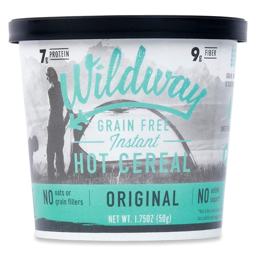 Wildway Vegan Hot Cereal Cups