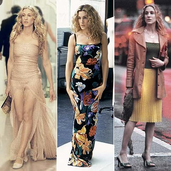 Carrie sex and the city outfits