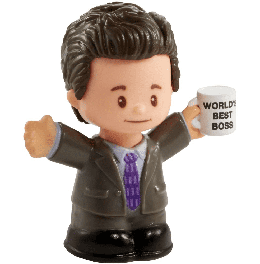 Fisher-Price Little People Collector The Office —Michael Scott