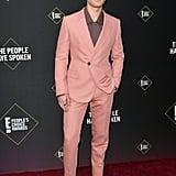 KJ Apa at the 2019 People's Choice Awards