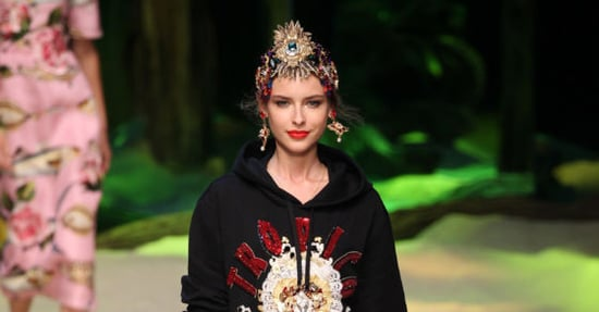 Dolce & Gabbana's Milan Show Proves Italians Know How To Party
