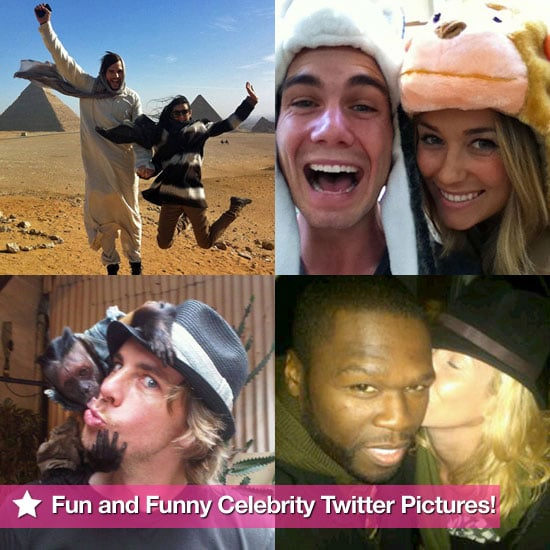 Fun and Funny Celebrity Twitter Pictures 2010-12-16 21:30:00