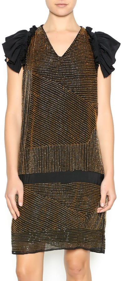 Beautiful Stories Flapper Style Dress (£230)