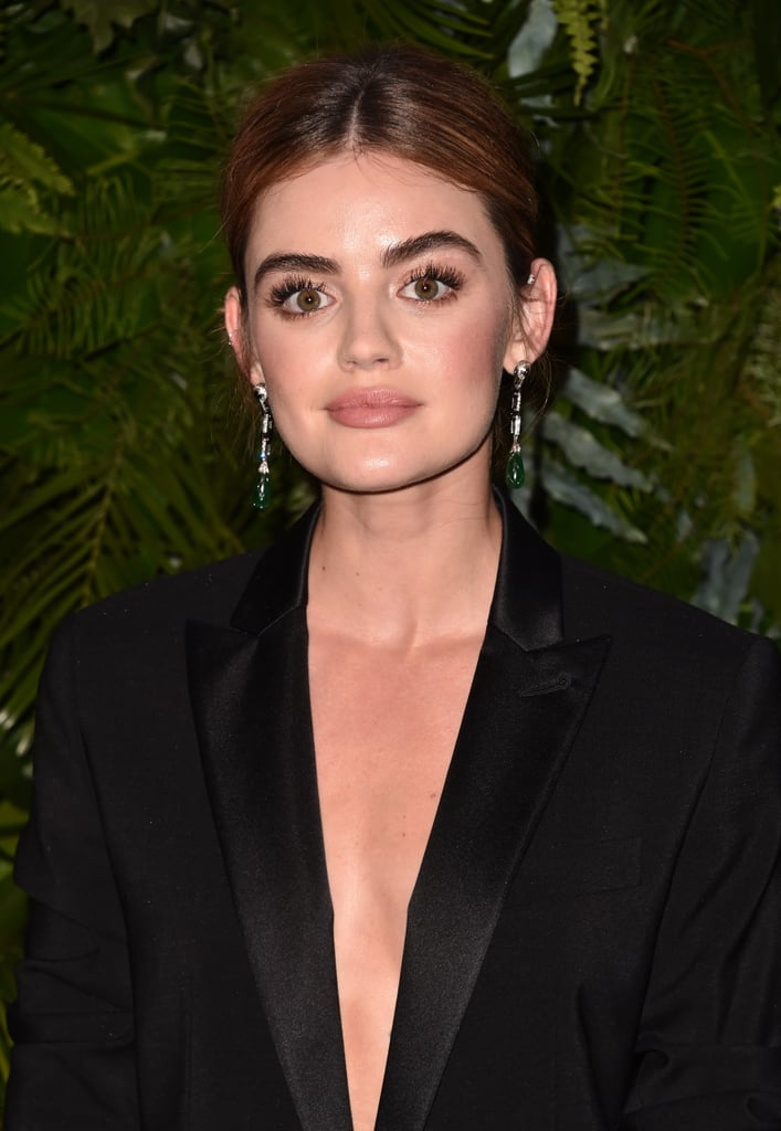 Lucy Hale Celebrity Hair Color Trends 2018 Popsugar Beauty Photo 13