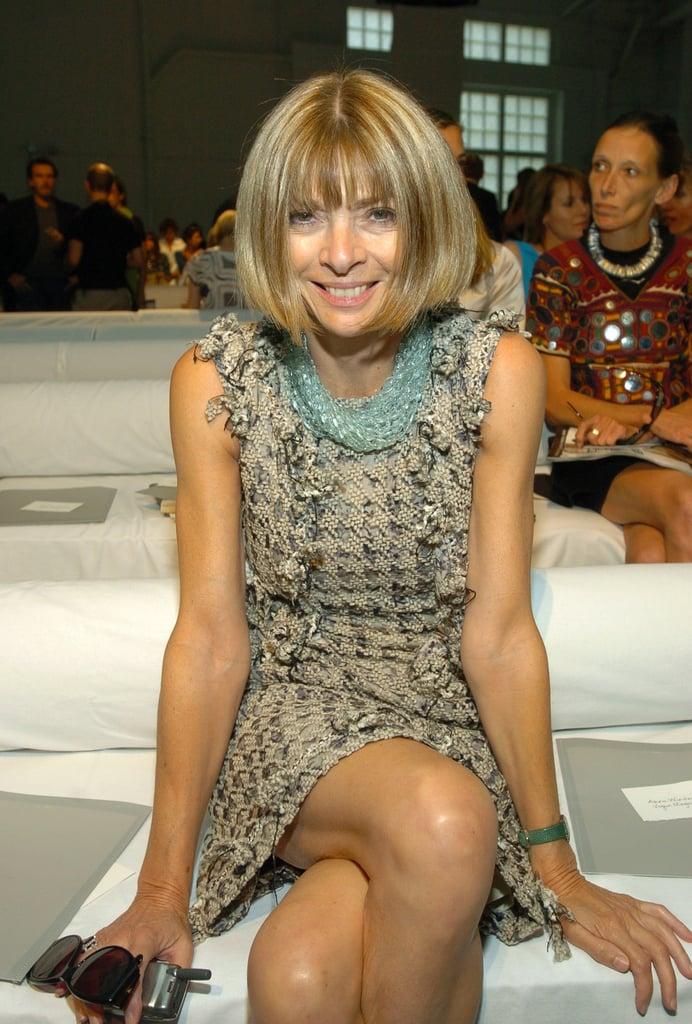 2004: Donna Karan Spring 2005 Show