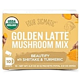Four Sigmatic Golden Latte With Shiitake Mushroom & Turmeric
