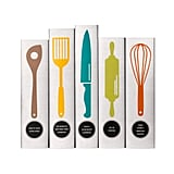 Set of Cookbooks