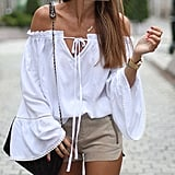 Jevole Off-Shoulder Top
